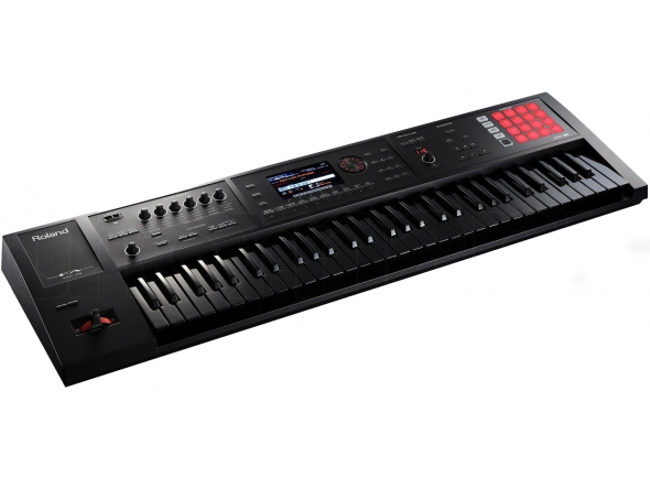 Workstations Roland FA-06B Black Edition
