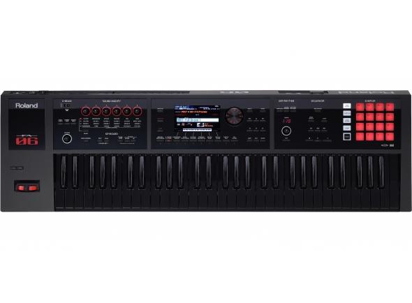 Workstations Roland FA-06B Black Keys Limited Edition