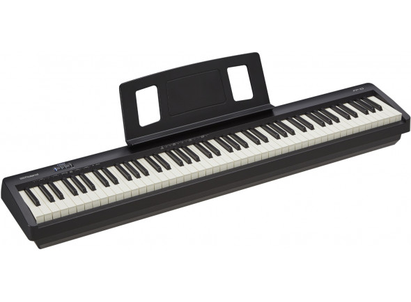 Pianos Digitais Portáteis  Roland FP-10 BK Piano Digital Portátil B-Stock