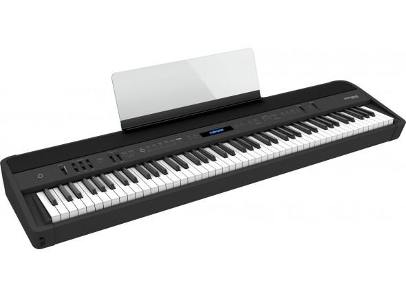 Pianos de palco Roland FP-90X BK Piano Digital Premium