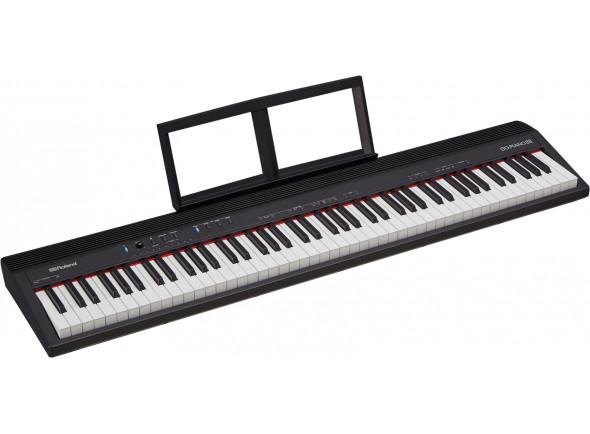 Pianos Digitais Portáteis  Roland GO:PIANO88 EXPO