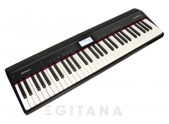 Pianos Digitais Portáteis  Roland GO:PIANO 61 Piano Portátil Bluetooth B-Stock