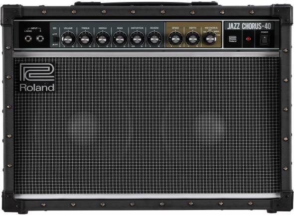Roland JC-40  Amplificador para Guitarra Combo Roland JC40 Jazz Chorus