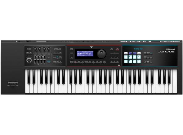 Sintetizadores Roland JUNO-DS61 Sintetizador 61 teclas B-Stock