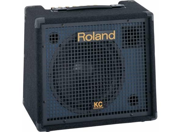 Roland KC-150  Amplificador de Teclado Roland KC150 Preto