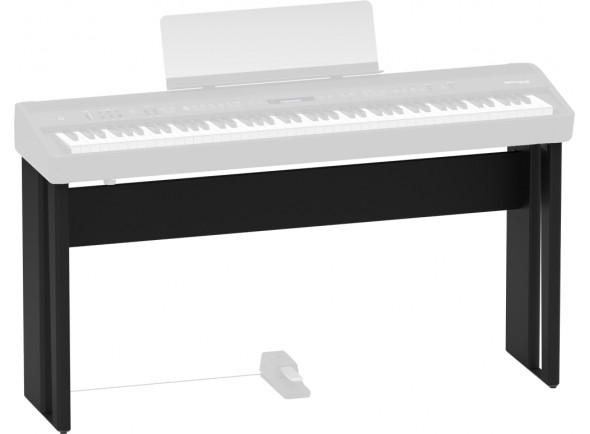 Suporte de teclado Roland KSC-90 BK Suporte para Roland FP-90X BK