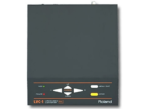 Roland LVC1 Lyrics Video Converter B-Stock