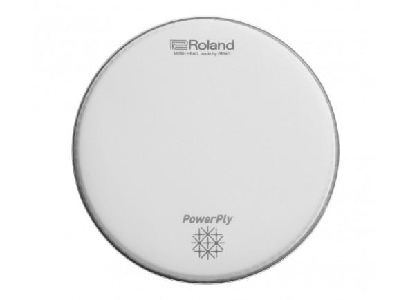 Meshheads para baterias eletrónicas Roland MH2-10 Mesh Head Camada Dupla 10-polegadas