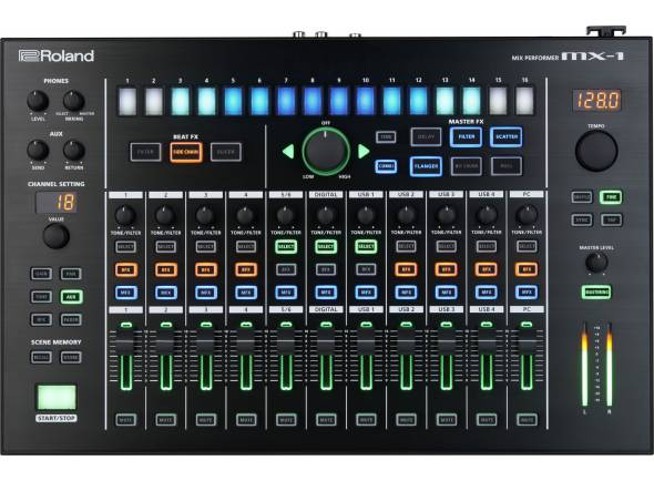 Roland MX-1 Mixer Digital