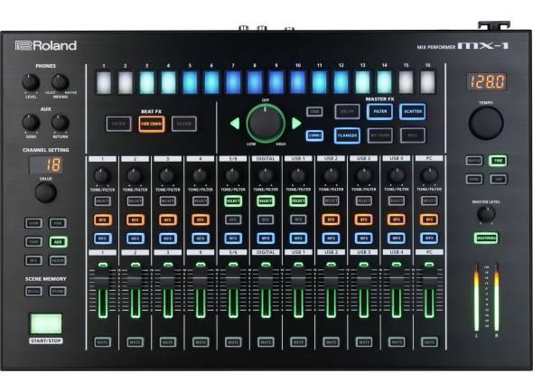 Sintetizadores Roland MX-1 Mixer Digital