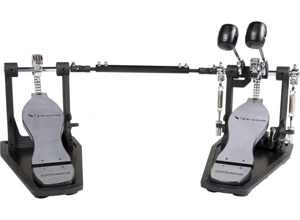 Pedal de bombo duplo Roland RDH-102 Pedal Bombo Duplo