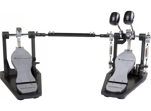 Pedal de bombo duplo Roland RDH-102A Pedal Bombo Duplo