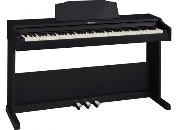 Pianos Digitais de Móvel Roland RP102 BK Piano Digital B-Stock
