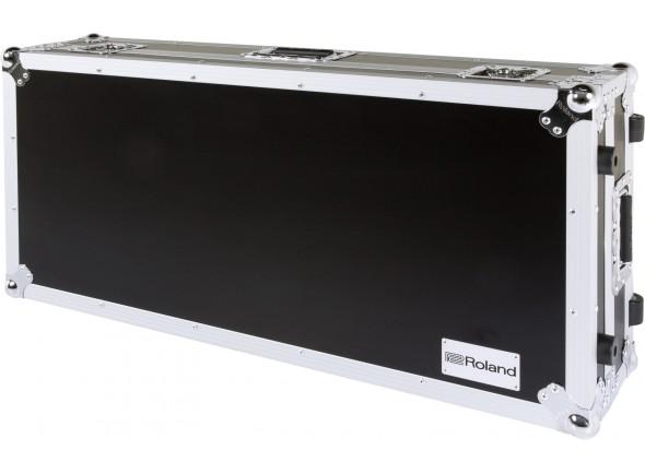Malas para Pianos Roland RRC-49W Flight Case com Rodas - 49 teclas