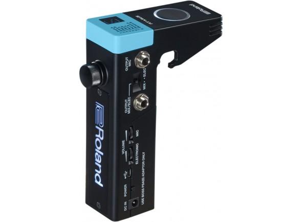 Triggers Roland RT-MicS Trigger Modulo de Sons de Tarola