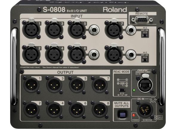 Roland S-0808 Digital Snake