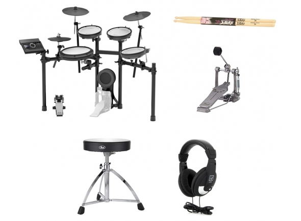 Roland TD-17KV E-Drum Set Bundle