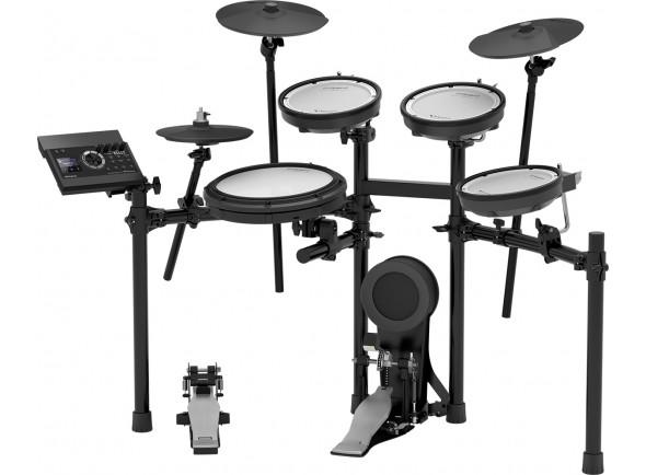 Conjuntos de bateria eletrónica Roland TD-17KV E-Drum Double Mesh Head Kit B-Stock