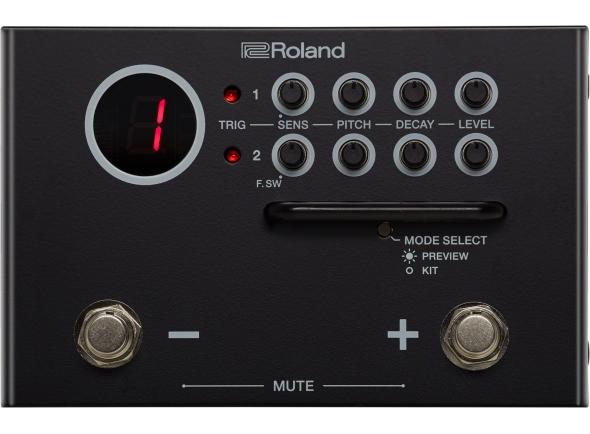 Triggers Roland TM-1 Trigger Módulo de Sons