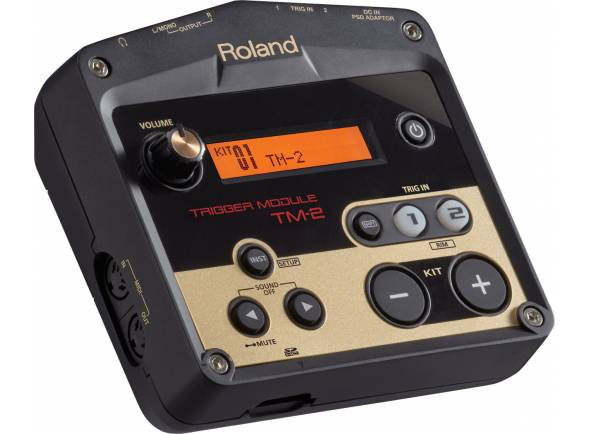 Módulos de bateria eletrónica Roland TM-2 Trigger Module