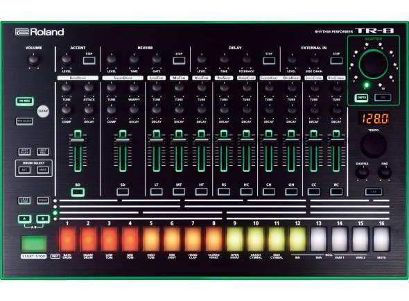 Roland TR-8  Roland Aira TR-8 Rhythm Performer