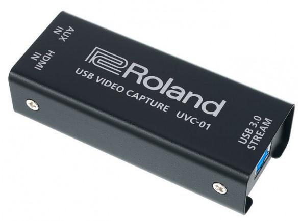 Vídeo Roland UVC-01 Conversor Video HDMI para USB 3.0 STREAM