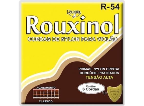 Jogos de cordas para guitarra clássica Rouxinol R-54