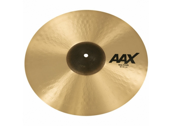 Pratos Crash Sabian 16