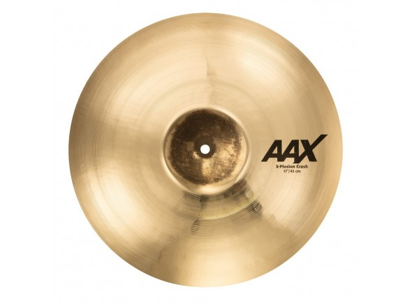 Pratos Crash Sabian 17