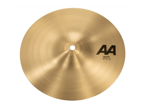Pratos splash Sabian AA 12