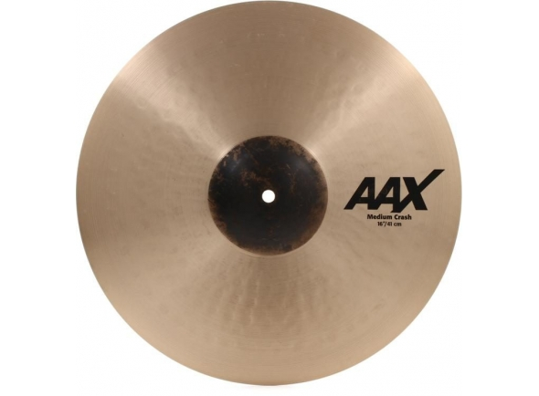 Pratos Crash Sabian AAX 16