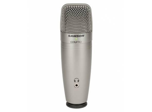 Microfone USB Samson C01UPRO