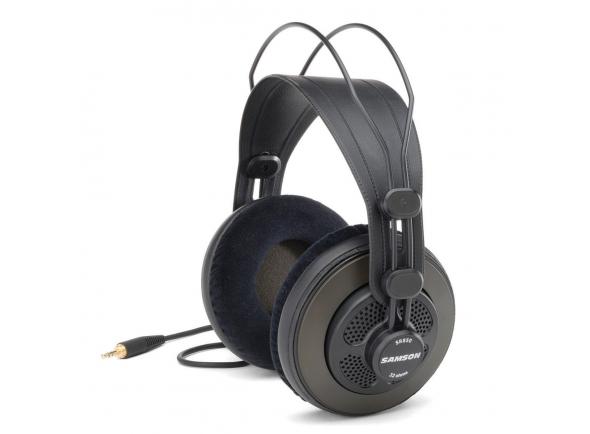 Auscultadores de alta-fidelidade Samson SR850 Pro Studio Headphones