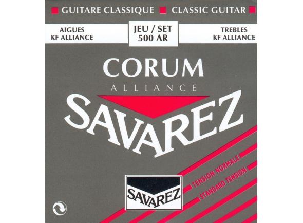 Cordas para guitarra clássica Savarez 500AR