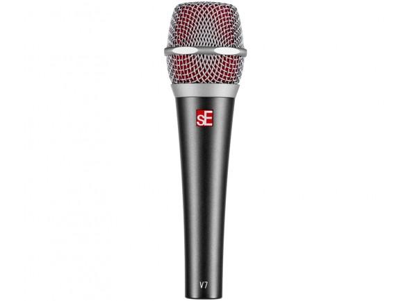 Microfone Vocal Dinâmico SE Electronics V7