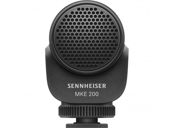 Microfone para Câmara Sennheiser MKE 200