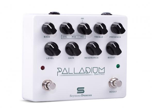 Preamps de guitarra Seymour Duncan Palladium Gain Stage WH
