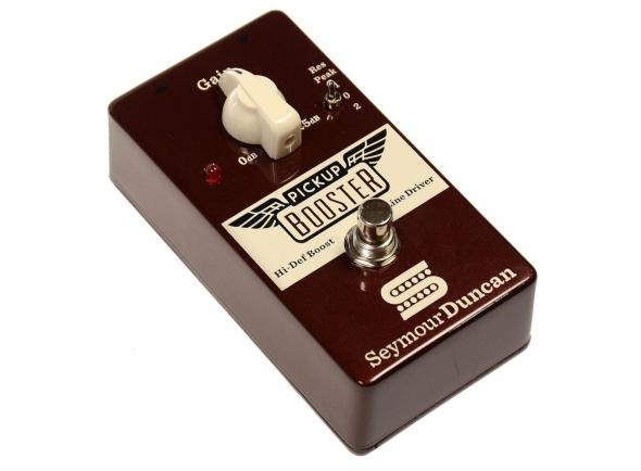Outros efeitos para guitarra elétrica Seymour Duncan Pickup Booster