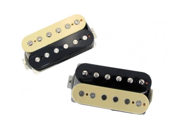 Seymour Duncan  Pickup para Guitarra Elétrica  APH2S SET ZEBRA Alnico II PRO