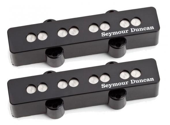 Seymour Duncan Quarter Pound Jazz Bass Set