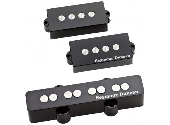 Seymour Duncan Quarter Pound P/J Bass Set