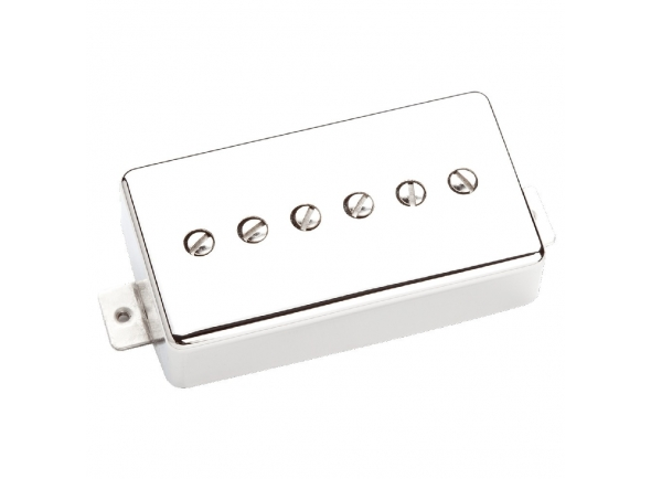 Captadores para guitarra elétrica Seymour Duncan SPH90-1N Phat Cat Neck Nickel