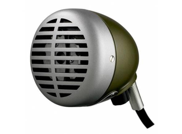 Microfones para harmónica Shure 520 DX