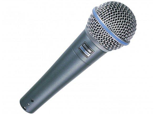 Microfone Vocal Dinâmico Shure BETA 58 A