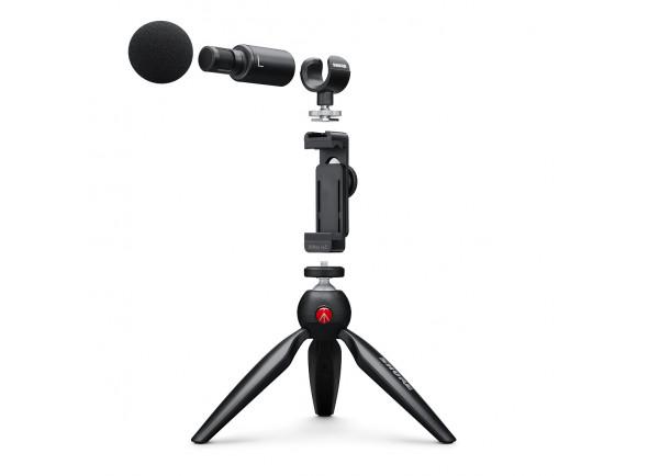 Microfones especiais Shure MOTIV MV88+ Video Kit B-Stock