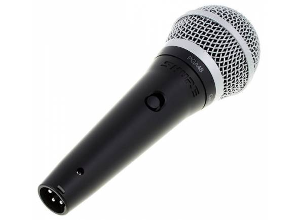 Microfone Vocal Dinâmico Shure PGA48