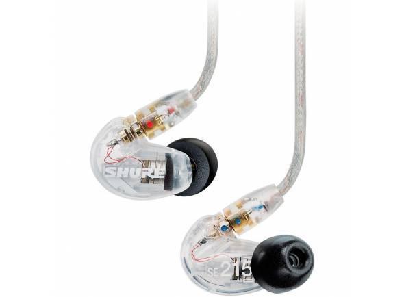 Monitorização In Ear Shure SE215-CL
