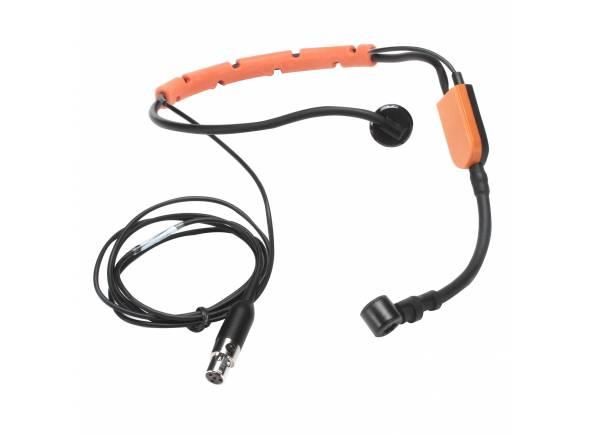Sistema sem fio com microfone de cabeça Shure SM31 FH