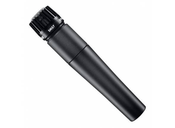 Microfone para amplificador Shure SM57 LC