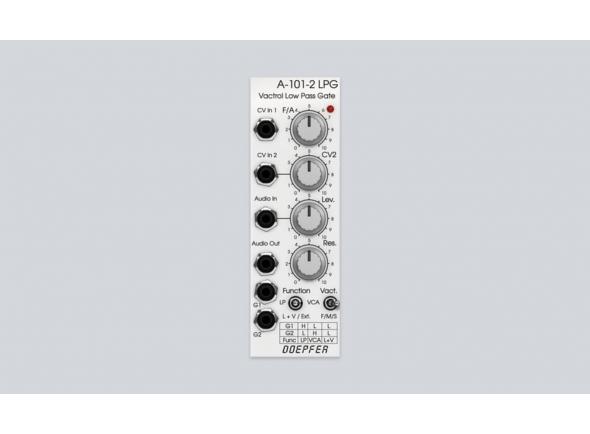 Softube Doepfer A-101-2 Vactrol LPG